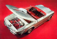 1962 Chevrolet Corvair Super Spyder