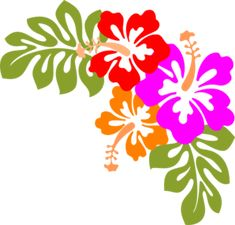 Hibiscus Clip Art Vector Clipart - Best Cliparts For You
