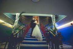 Filmoteca Cine Doré. Hay que pedir permiso, pero esta escalera es espectacular. Para amantes del cine :) Fotografía Rubén Mejías rmejiasfotografo.com