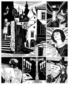 Poklad - Tomáš Motal Grimm, Fictional Characters, Art, Art Background, Kunst, Performing Arts, Fantasy Characters, Art Education Resources, Artworks