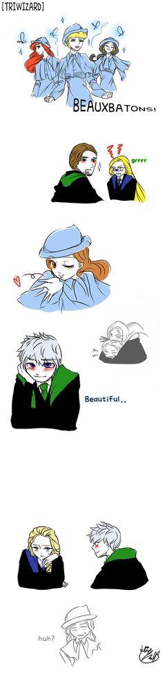 Hogwarts RotBTFD