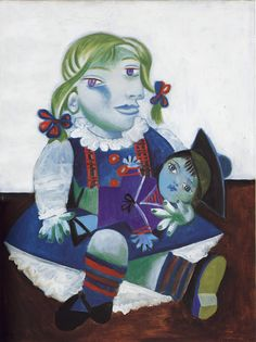 Picasso, Maya with Doll 1938.jpg