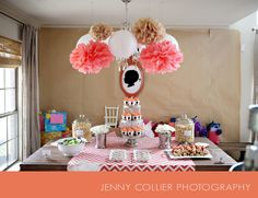 A favorite things party for my daughter's 2nd birthday | jennycollier.com