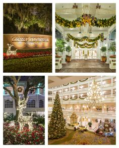 Holiday cheer meets Victorian elegance during Christmastime at Disney's Grand Floridian Resort & Spa at the Walt Disney World Resort. Breeze over to Magic Kingdom Park – just one stop away on the complimentary Resort Monorail – to delight in even more holiday décor and seasonal events like Mickey's Very Merry Christmas Party.