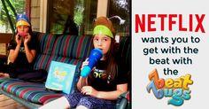 Netflix Beat Bugs contest