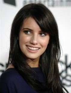 Emma Roberts as Isabelle Lightwood from The Mortal Instruments...Google Image Result for http://media.celebrity-pictures.ca/Celebrities/Emma-Roberts/Emma-Roberts-1208153-small.jpg