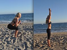 Full body high intensity workout with kettlebells.