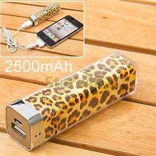 Mobile external charger for IPhone--super for your purse when you don't have a plug in