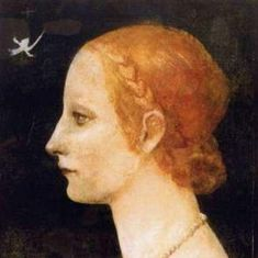 Lucrezia Crivelli - Crivelli was a lady-in-waiting to Ludovico Sforza's wife, Beatrice d'Este (29 June 1475 – 2 January 1497). During this time, she also became the mistress of Sforza. In 1497, she gave birth to his son, Giovanni Paolo.[4] Sforza's affair with Crivelli caused much distress to his wife, who was considered accomplished and cultured. Upon learning of the affair, d'Este tried without success to have Crivelli banished from court.