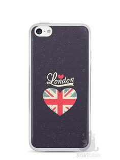 Capa Iphone 5C Londres #5