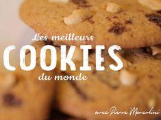 Les meilleurs cookies du monde avec Pierre Marcolini