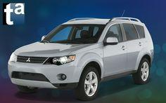 051 - SPRING TIME with Mitsubishi #Mitsubishi #Outlander 4WD #SUV #Automotive