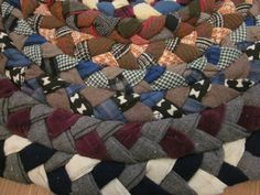 20 Best Vintage Braided Rugs Images