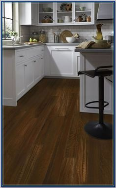(paid link) Over 100+ engineered wood floors in stock, with a great selection of floors suitable for your kitchen. We have picked the best for this ... #woodfloorkitchen