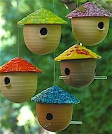 The Most Unique Birdhouses, Feeders & Unusual Bird Accessories at ...
