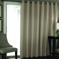 Incredible custom made patio door curtains you'll love Sliding Door Window Treatments, Sliding Door Blinds, Sliding Panels, Sliding Glass Door, Glass Door Curtains, Patio Door Curtains, Horizontal Blinds, Country, Windows And Doors