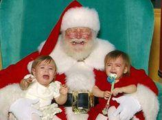 Bad Santa Photo
