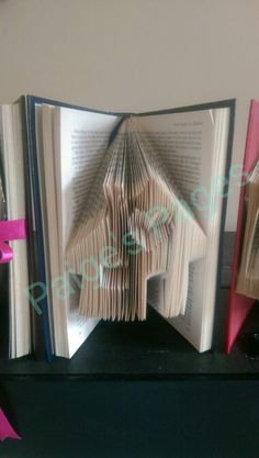 House folded book