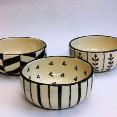 Most recent Free of Charge decorative Ceramics Bowls Ideas Ceramic Decor, Ceramic Clay, Ceramic Painting, Ceramic Bowls, Pottery Pots, Slab Pottery, Ceramic Pottery, Sculptures Céramiques, Sculpture Clay