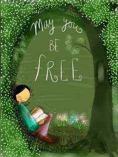 May you be free  #quotes