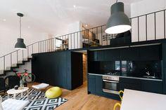 Cordoba Flat - Picture gallery #architecture #interiordesign #kitchen