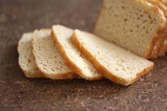 Barefeet In The Kitchen: Tender High Rising Gluten Free Sandwich Bread..very tasty!..cooking time...longer