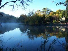 Jubilee lake, Daylesford #Melbourne #daytrip