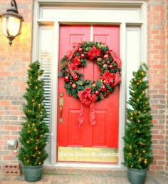 Christmas Crafts Wreaths Front Doors - Fresh Christmas Crafts Wreaths Front Doors, Corona Con Bolas De Acebo Navidad Pinterest