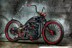 She will be mine one day. Harley Davidson Custom Bike, Harley Davidson Chopper, Harley Davidson Motorcycles, Custom Motorcycles, Custom Street Bikes, Custom Bikes, Custom Cars, Bobber Bikes, Bobber Motorcycle