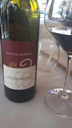 Dogliani superiore 2013, Puncin, Osvaldo Barberis. #wine #vino #redwine #vinorosso #dolcetto #dogliani #winetasting #winelover #wineporn #winetime #wineyard #winery #wineaddict #taster #onav #solocosebelle #solocosebuone #winey #osvaldobarberis #puncin
