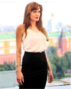 "Angelina Jolie - ""Salt"""