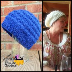 New Ebook available! Get the Sherri Berry Cluster Beanie AND the Slouchy at a HUGE discount!  http://www.ravelry.com/patterns/sources/ebook---sherri-berry-reversible-cluster-pattern-pack