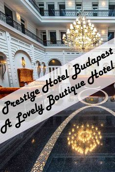 Prestige Hotel, Buda
