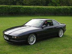 BMW 8 series - stunning on Hartge classics.