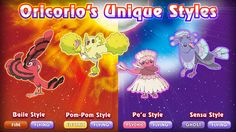 New Pokemon, Alola Forms And Z-Moves Revealed For Pokemon Sun And ...