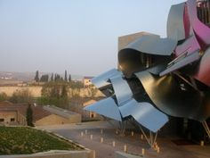 More Gehry in Spain