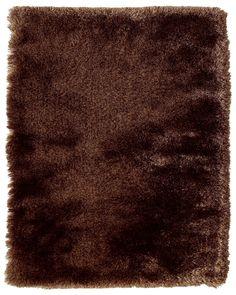 Indochine Dark Brown Area Rug