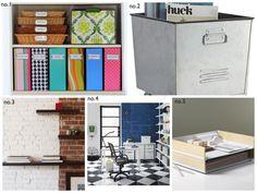 21 Items For Home Office Inspiration   Lovelyish
