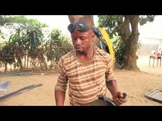 A Day in the Life of a Welder in the Congo - YouTube Orphan, Congo, Snapchat, Round Sunglasses, Youtube, Life, Youtubers, Project Life, Goa
