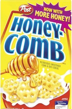 Honeycomb   27 Breakfast Cereals Ranked From Worst To Best