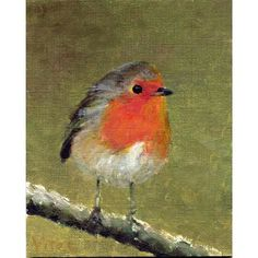 Red, Red Robin, by Vitec Art.