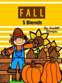 105 NO PREP Fall activities for S-Blends
