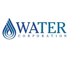 Water-Corporation-logo-design
