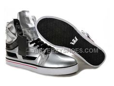 https://www.airyeezyshoes.com/supra-skytop-ii-silver-black-white-mens-shoes.html Only$63.00 SUPRA SKYTOP II SILVER BLACK WHITE MEN'S #SHOES Free Shipping!