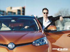 MG GS promo 2015