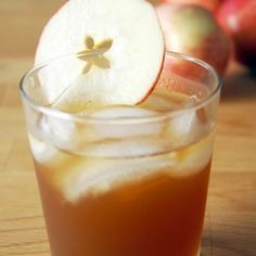 Spiced Amaretto Apple Cider Kiss | KeepRecipes: Your Universal Recipe Box