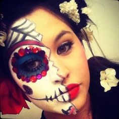 Pin for Later: 101 Real-Girl Halloween Costumes That Are Terrifyingly Gorgeous Sugary Not Sweet