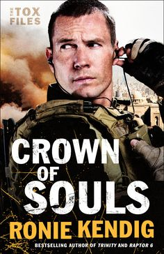 Crown of Souls, book 2 in The Tox Files