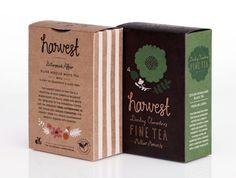 Harvest FineTea - nice Norwegian design