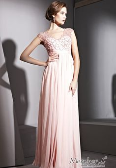 Pink V-Neck Sexy Prom Formal Ball Long Evening Dress $300